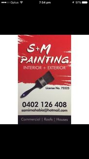 ALL PAINTING SERVICES - S&M PAINTING