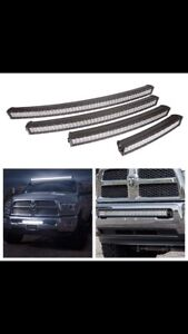 Selling all sizes of Led light bar and work Lights