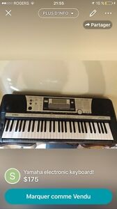 Yamaha keyboard amazing price!!