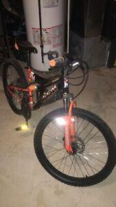 CCM & chopper bike