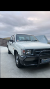 1999 Toyota hilux 2.7L Moonah Glenorchy Area Preview