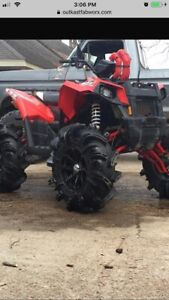 Polaris Scrambler 850 Parts Needed