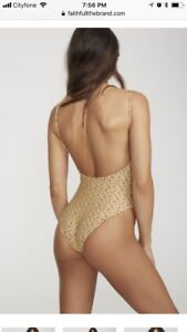 Faithfull The Brand One Piece Swimsuit for Sale