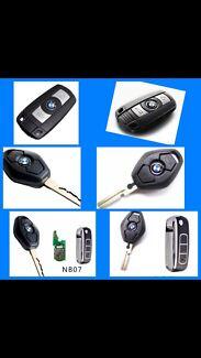 BMW smart keys & ews keys including programming