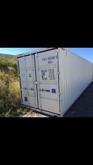 40ft Hi Cube Shipping Container As New