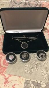 Brand new South Hill designs Locket/chain/Extras
