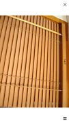 27mm basswood timber Venetian blinds golden oak 179cm (w) x 120cm (D) Jimboomba Logan Area Preview