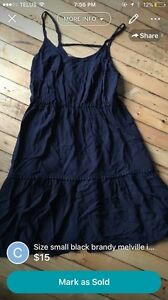 Size small brandy melville inspired dress