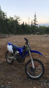 2007 yz250f *need gone*