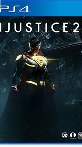 Injustice 2 PS4 Like New