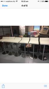 Moran bar stools Corrimal Wollongong Area Preview