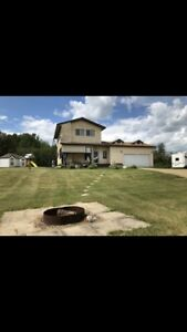 Acreage For Sale Between Camrose & Wetaskiwin in Rosebrier