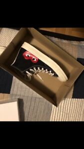 Cdg shoes size 10.5