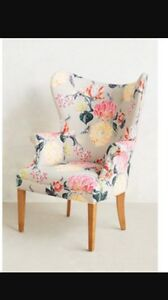 Don't buy new furniture ! Have your old ones reupholstered !