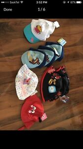 Toddler / baby hats