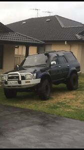 Hilux ssrg surf Muswellbrook Muswellbrook Area Preview