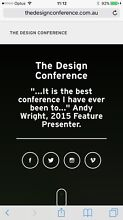 $99 2day ticket Analogue Digital The Design Conference Bris May 2016 Ashfield Ashfield Area Preview