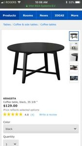 BRAND NEW coffee table from Ikea