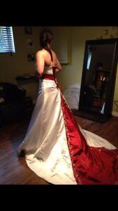 Robe de mariee 8-10 ans