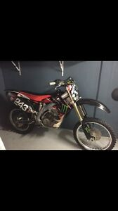 CRF450r 2007 great bike Acacia Ridge Brisbane South West Preview