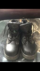 Boots size 12