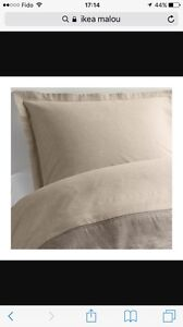 IKEA Duvet cover and pillowcases West Island Greater Montréal image 1