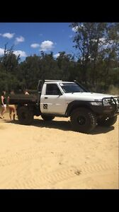06 4.2ltr gu coil can ute Claremont Nedlands Area Preview