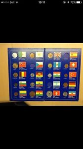 Vintage & Rare Coins of the World from Gulf Canada -