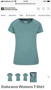 Ladies isocool tshirt size 14. Brand new