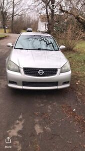 05 Altima ser v6 6speed looking for a quick sale