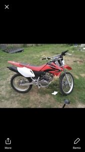 08 crf230l need gone asap