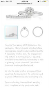 Vera Wang Wedding Set
