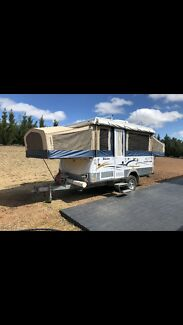 Swan off-road camper Fyshwick South Canberra Preview