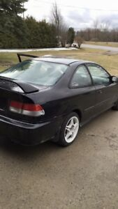 2000 Honda Civic si !! $1200.00 !!