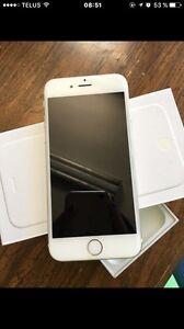 Iphone 6 blanc/gold 16g a vendre!!!