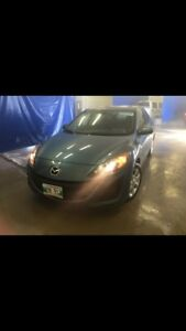 2010 Mazda3 safetied
