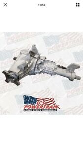 2013 Dodge Ram front differential