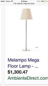 Artemide mega floor lamp Manly Manly Area Preview
