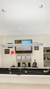 Snooker/billiard table light Wakerley Brisbane South East Preview
