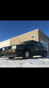 1988 original Jetta 8 valve only $900.00