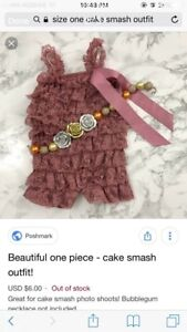 Looking for ruffled outfit