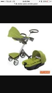 Stokke Xplory 5 in one complete