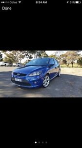 2008 VL Ford Focus XR5 Turbo Mill Park Whittlesea Area Preview