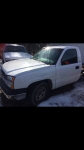 1999-2007 GMC Chevy parts