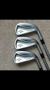 Callaway Apex Pro Irons 4-PW