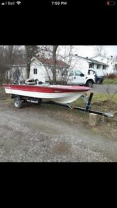 Wanted 14-15 foot boat
