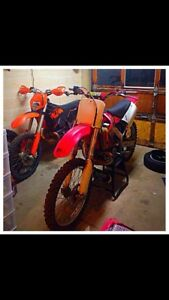 Looking for a cr250r