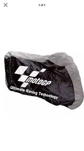 Super bike moto Gp motorcycle cover with storage bag