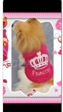 Princess X small puppy or chihuahua tops Bankstown Bankstown Area Preview