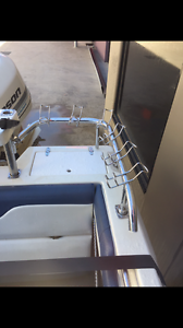 Custom snapper racks, rod holders and bait boards Carrum Downs Frankston Area Preview